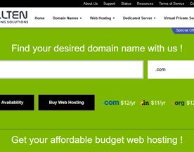 Bullten Web Hosting Solutions