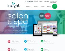 Insight Salon and Spa software