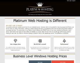 Platinum Hosting