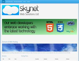 Skynet Web Solutions Ltd