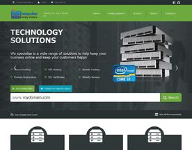 Bespoke Hosting Solutions