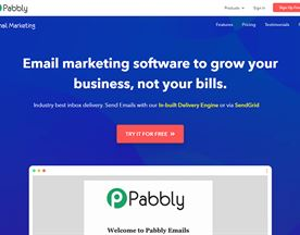 Pabbly Email Marketing