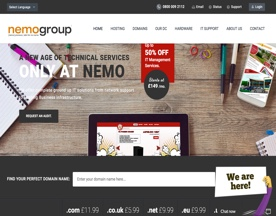 Nemo Group (UK) Ltd