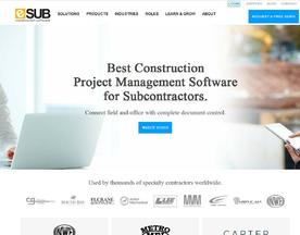 eSUB Construction Software