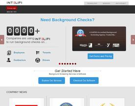 Intelifi - Background Check Company