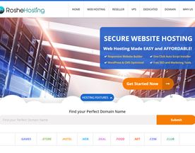 Roshe Web Hosting Solutions