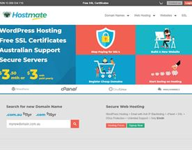 Hostmate Cheap Web Hosting