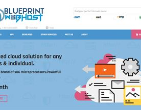 BluePrint Webhost