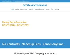 SEO Rank My Business