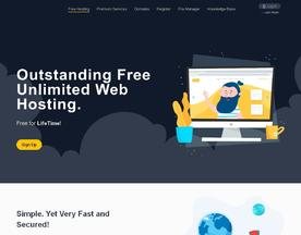 BareHost - Free Unlimited Web Hosting!