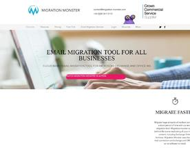 Migration Monster