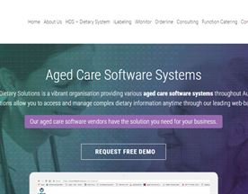 HDS - Aged Care Software System Vendor