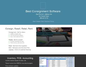 Best Consignment Shop Software