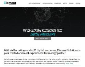 Element Solutions
