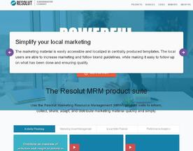 Resolut Marketing Systems