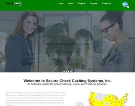 Secure Check Cashing Services