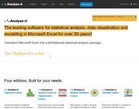Analyse-it Software, Ltd.
