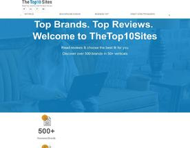 TheTop10SitesOur comparison website is m