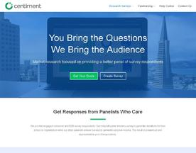 Centiment Surveys