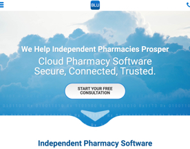 RxBLU™ Retail Cloud Pharmacy Software