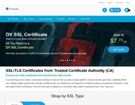 The SSL Online