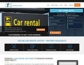Car Renting Solution