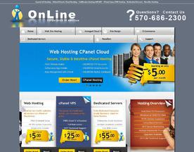 On Line Corporation of America